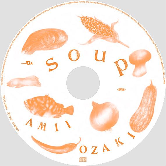 「SOUP」尾崎亜美